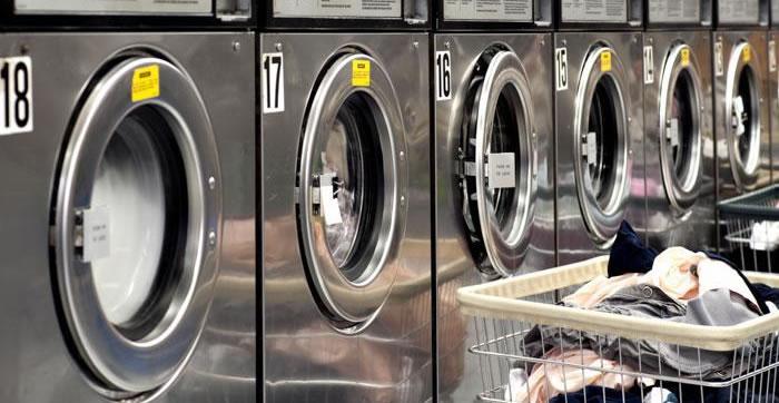 abrir uma lavandaria