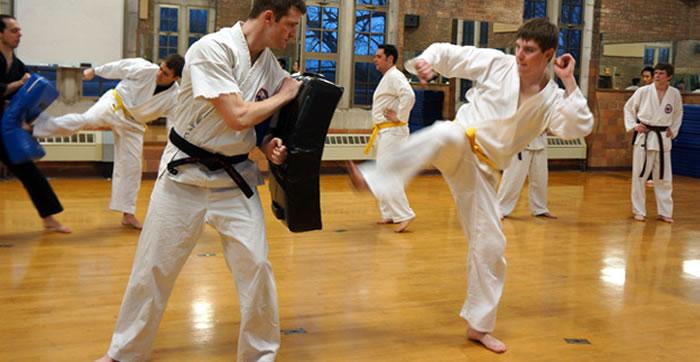 academia artes marciais