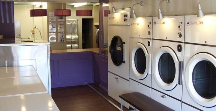 lavandaria domestica