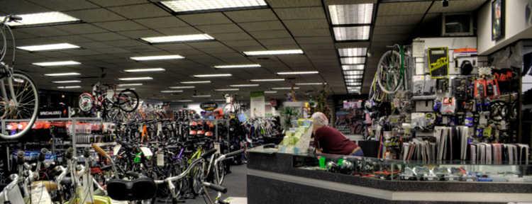 Como montar uma loja de bicicletas