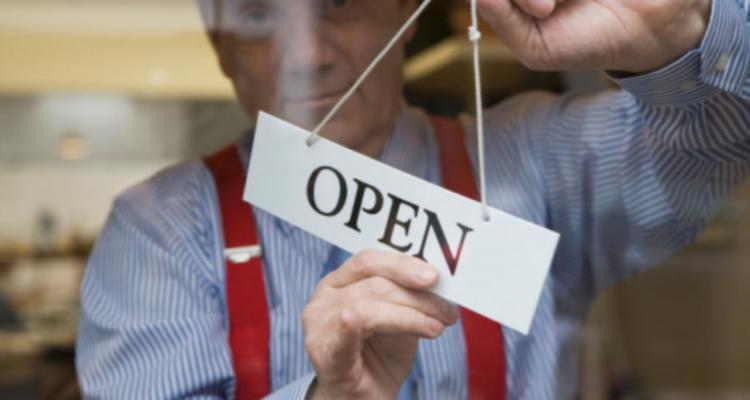 A receita para abrir um negócio próprio