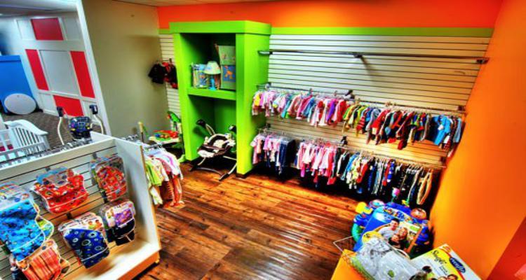 Como abrir uma loja de roupas infantis