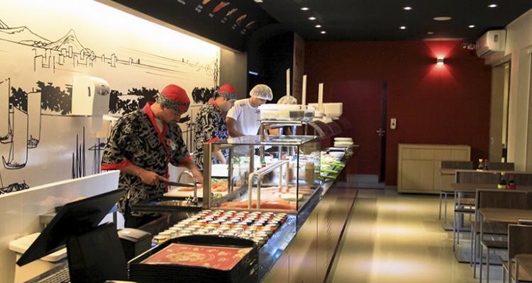 Conheça as Franquias de Sushi