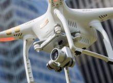 drone dji phantom camera