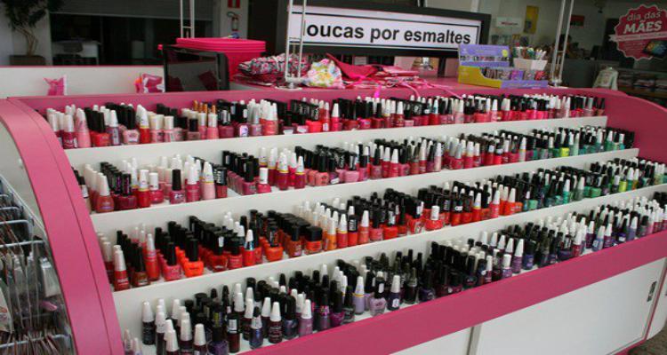 Lista de fornecedores de esmaltes brasileiros