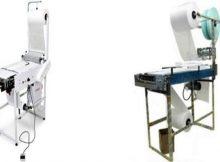 Máquina de fazer fraldas para bebê