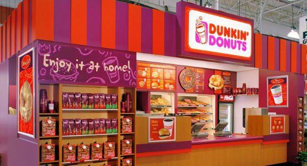 Franquia Dunkin Donuts vale